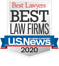 Best Lawyers - Best Law Firms 2020, U.S. News